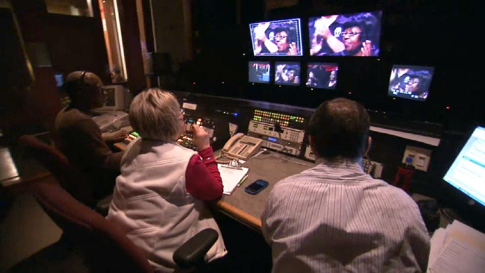 May 21, 2013: Behind the Scenes of Together In Song image