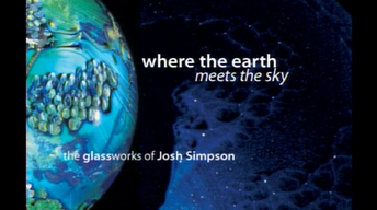 Where the Earth Meets the Sky:The Glassworks of Josh Simpson image