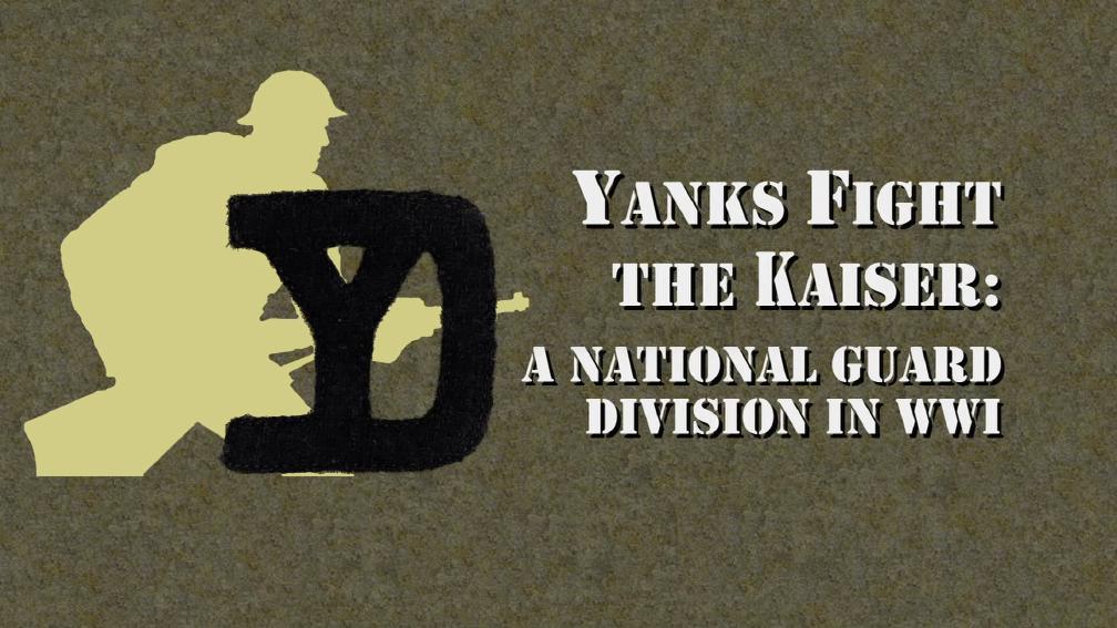 Yanks Fight the Kaiser image