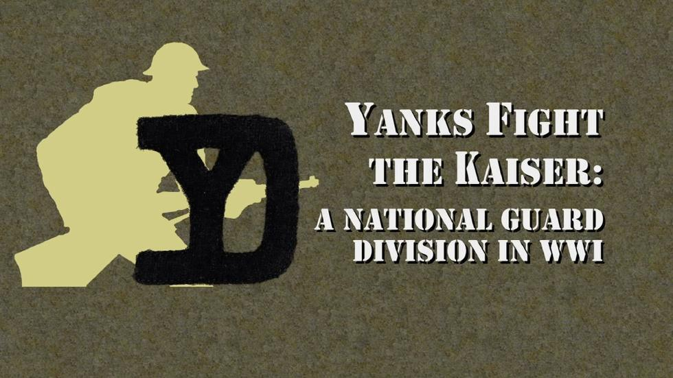 Yanks Fight the Kaiser image