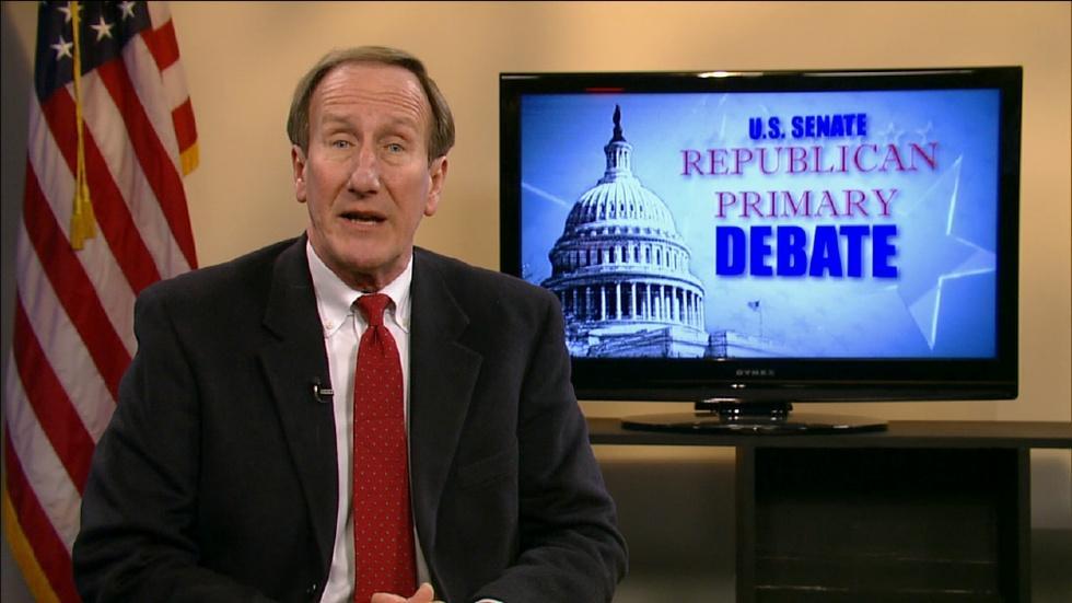 Springfield US Senate Republican Primary Debate image
