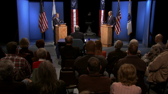 Springfield US Senate Democratic Primary Debate image