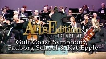 Gulf Coast Symphony, Fauborg School, Kat Epple