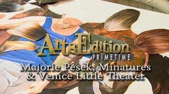 Pesek, Naples Museum, Venice Little Theatre