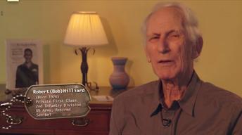 WWII VETS: Robert Hilliard