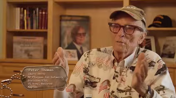 WWII VETS: Peter Thomas