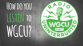 How Do You Listen to WGCU?