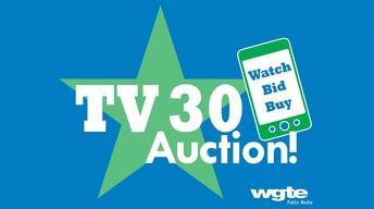 Watch! Bid! Buy! The TV 30 Auction Rewind