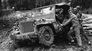 Jeep: Steel Soldier