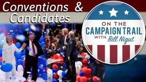 Episode 8: Conventions & Candidates