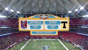 Cartersville vs. Thomson