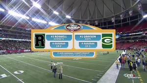 Roswell vs. Grayson