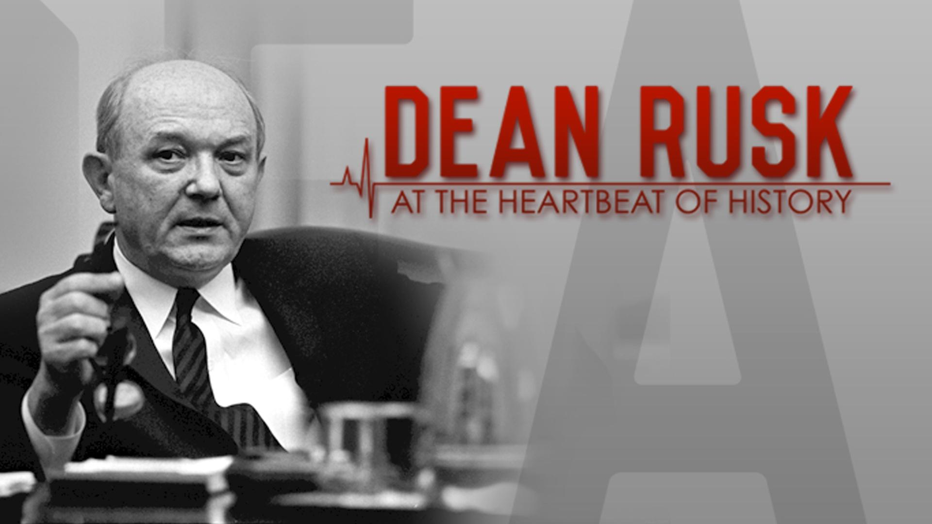former secretary of state dean rusk essay