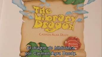 The Library Dragon (Espanol subs)