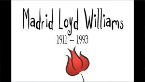 Madrid Loyd Williams