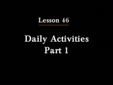 Irasshai | Daily Activities Part 1