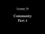 Irasshai | Community Part 4