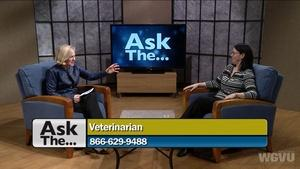Ask The Veterinarian #1139