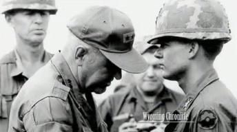 Wyoming Vietnam Veteran Lee Alley