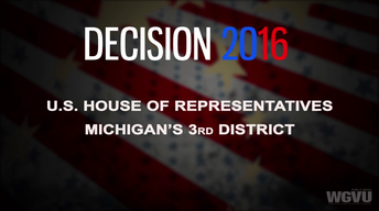 Decision 2016 - Michigan's 3rd Congressional District