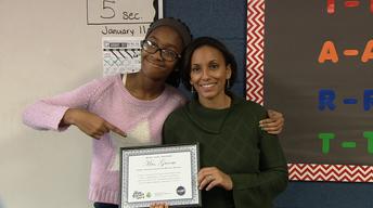Cool Teacher Contest - Mrs. Groom