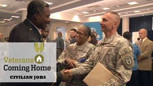 Veterans Coming Home: Civilian Jobs