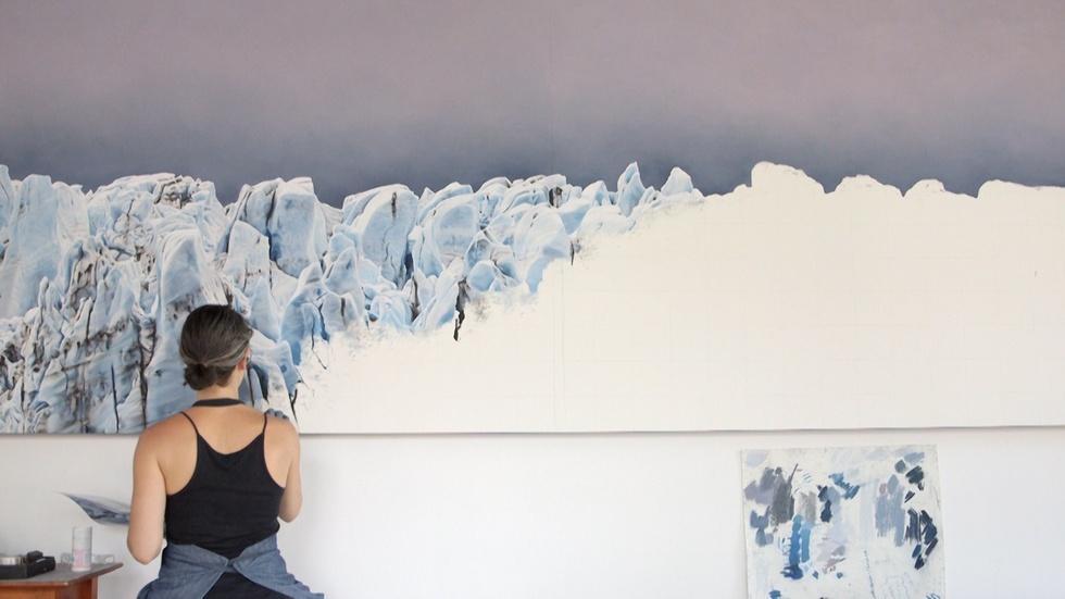Potter Roberto Lugo, Climate Change Art, Gerald Busby image