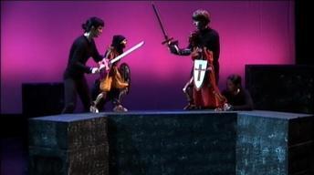 A Baroque Music Puppet Show