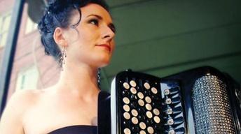 Lidia Kaminska Accordian Player
