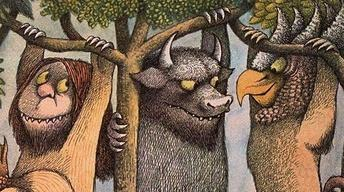 Sendak at the Rosenbach Museum & Library