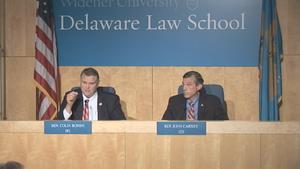 First Extra: Delaware Gubernatorial Debate