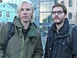 "Flicks | Benedict Cumberbatch for ""The Fifth Estate"""