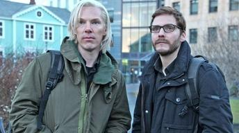 "Benedict Cumberbatch for ""The Fifth Estate"""