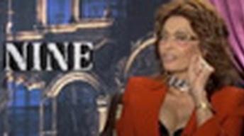 "Sophia Loren, Judi Dench, and Penelope Cruz - ""Nine"""