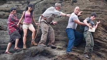 "Dwayne Johnson for ""Journey 2 Mysterious Island"""