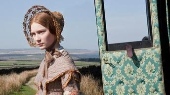 "Mia Wasikowska and Michael Fassbinder for ""Jane Eyre"""