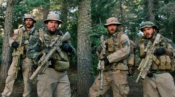 "Mark Wahlberg for ""Lone Survivor"""