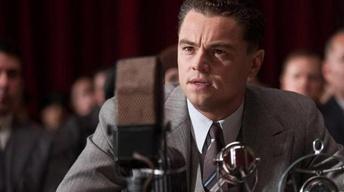 """Leonardo DiCaprio: """"J. Edgar"""""""