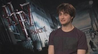"The Stars of ""Harry Potter and the Deathly Hallows:  Part 1"""