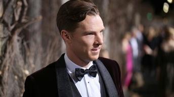 """Benedict Cumberbatch for """"The Hobbit 2"""""""