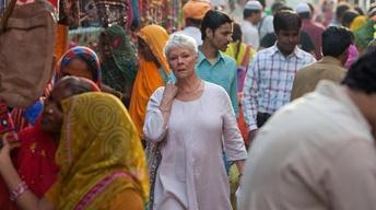 """Judi Dench and Tom Wilkinson for """"The Best Exotic..."""