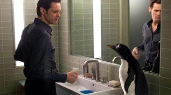 "Jim Carrey for ""Mr. Popper's Penguins"""