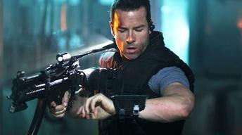 "Guy Pearce for ""Lockout"""