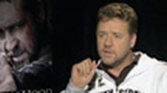 """Russell Crowe - """"Robin Hood"""""""
