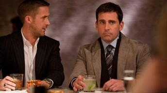 "Steve Carell and the stars of ""Crazy, Stupid Love"""