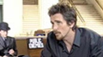 "Christian Bale and Marion Cotillard - ""Public Enemies"""