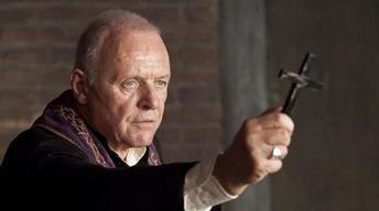 "Anthony Hopkins for ""The Rite"""