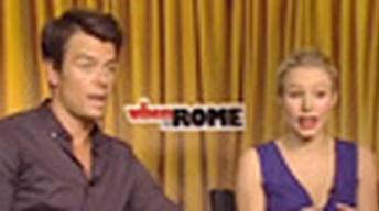 "Kristen Bell and Josh Duhamel - ""When in Rome"""
