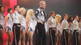"Michael Flatley for ""Lord of the Dance 3D"""