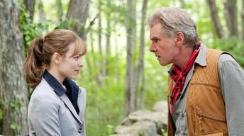 "Harrison Ford and Rachel McAdams for ""Morning Glory"""